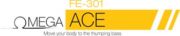 Omega Ace logo